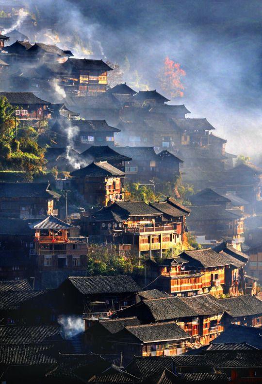 village chinois