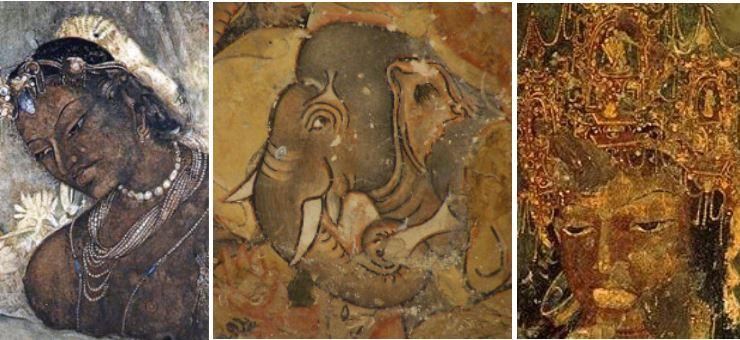 fresques-ajanta