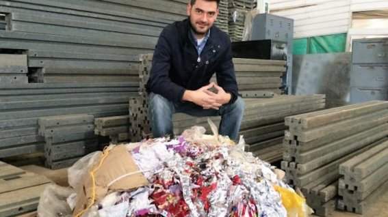 oscar-mendez-recyclage-plastique