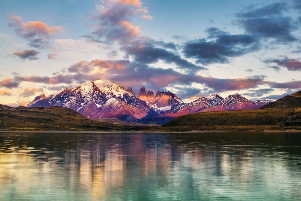 Lac National Torres del Paine Chili.jpg