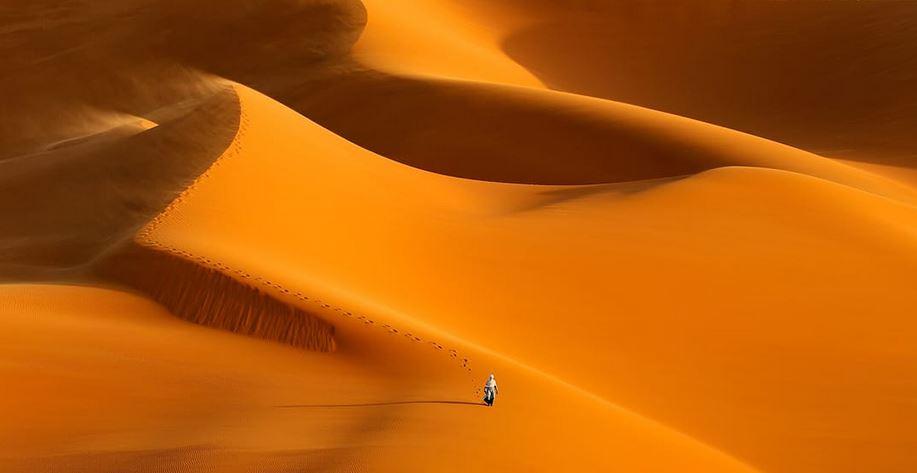 touareg désert Acacus Lybie