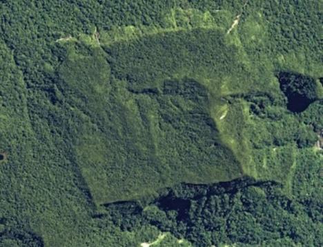 zone de recherche récente Paititi