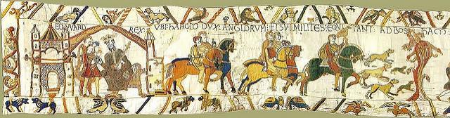 tapisserie de Bayeux 2