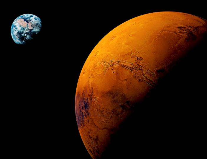 mars planete