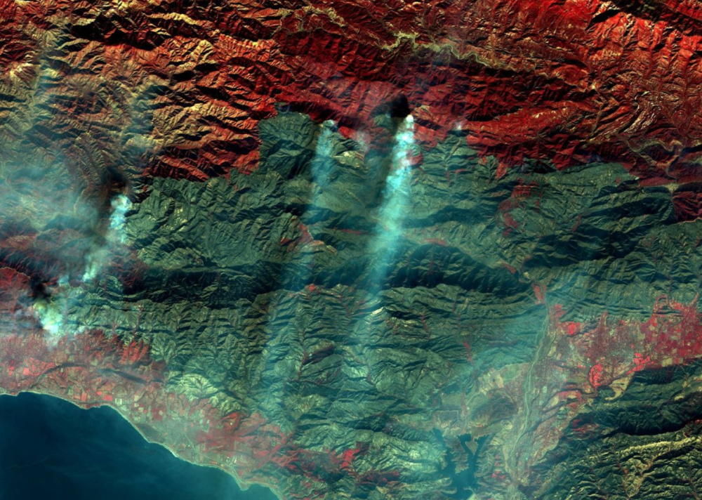 copernicus surveillance progression incendies Californie dec 2017.PNG
