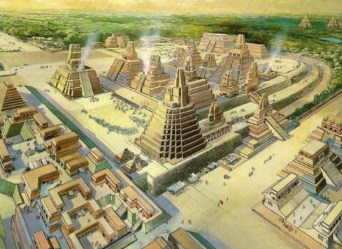 maya cité de Tikal