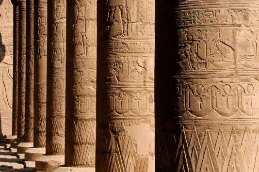 écriture hiéroglyphes égyptiens