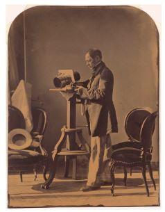 Autoportrait de Bayard - 1860