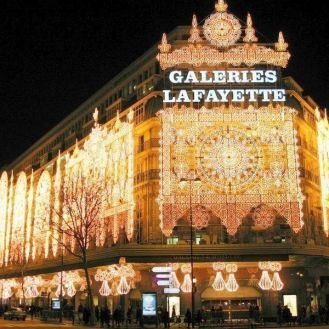galeries lafayettes fronton