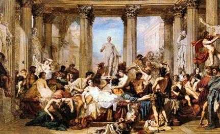 saturnales romaines.JPG
