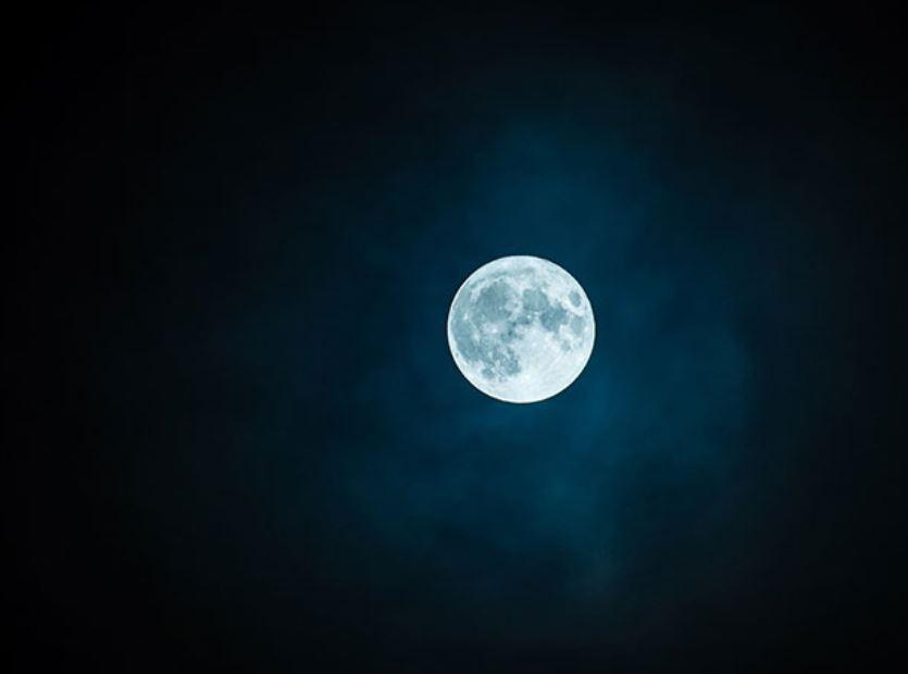 terre vue de la face cachee de la lune