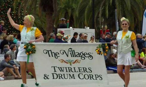 the villages