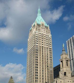 40 Wall Street building