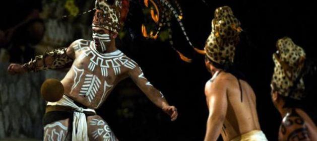 Jeeu de balle maya