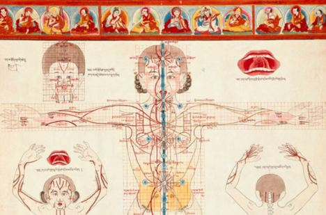 médecine tibétaine 1