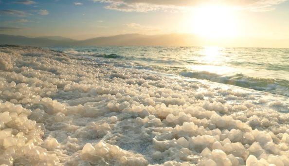 mer salée