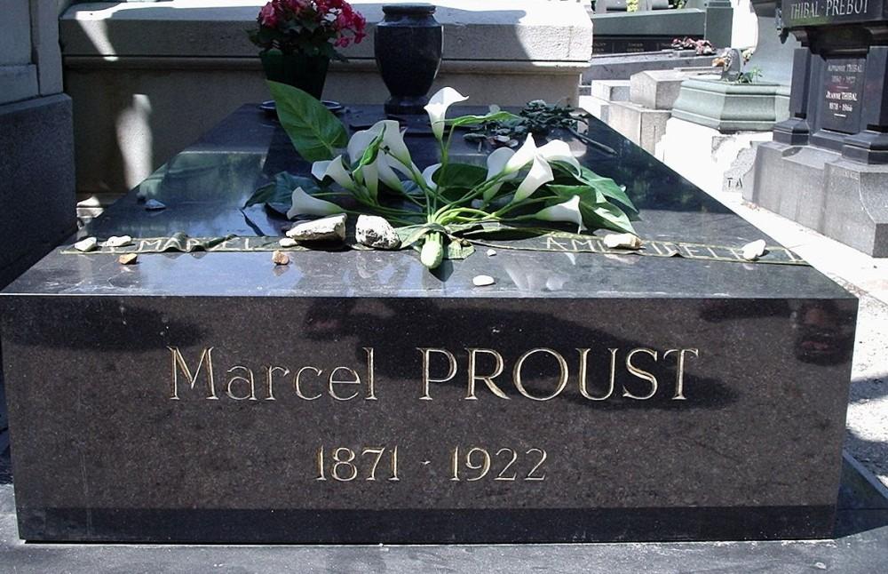tombe Proust