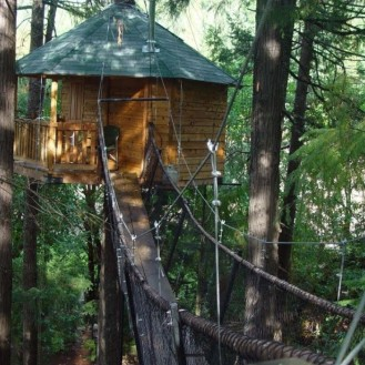 Treehouse Out and