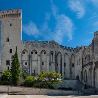 Avignon vue générale