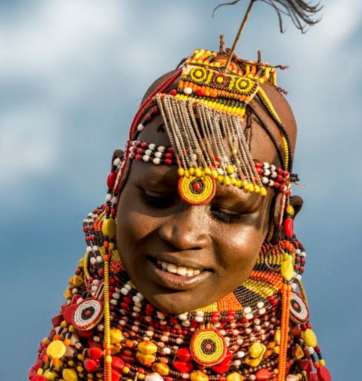 mariage masai