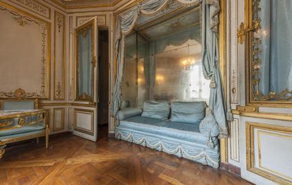 Versailles cabinet de grossesse de Marie Antoinette