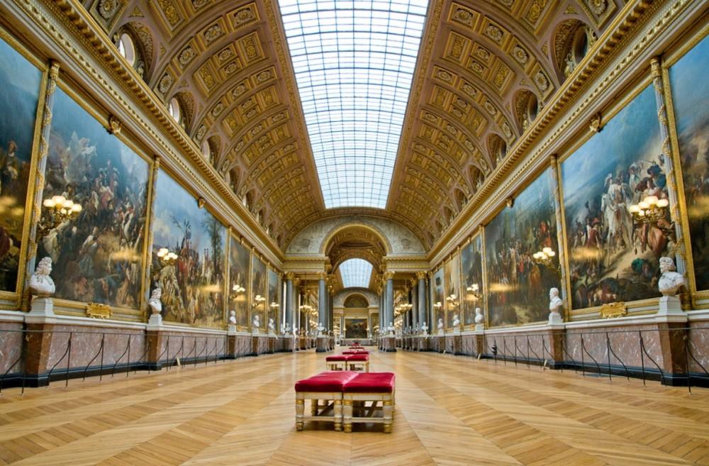 Versailles galerie des batailles