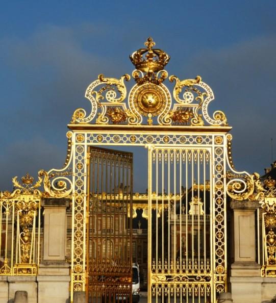 Versailles porte dorée