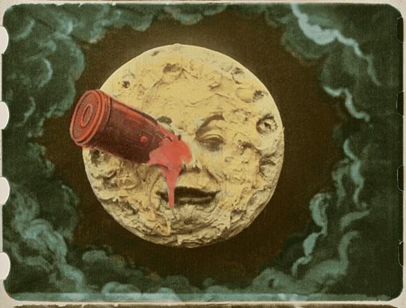 melies voyage lune