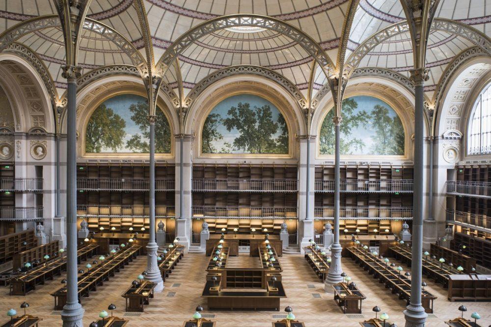 bibliotheque nationale de france richelieu2